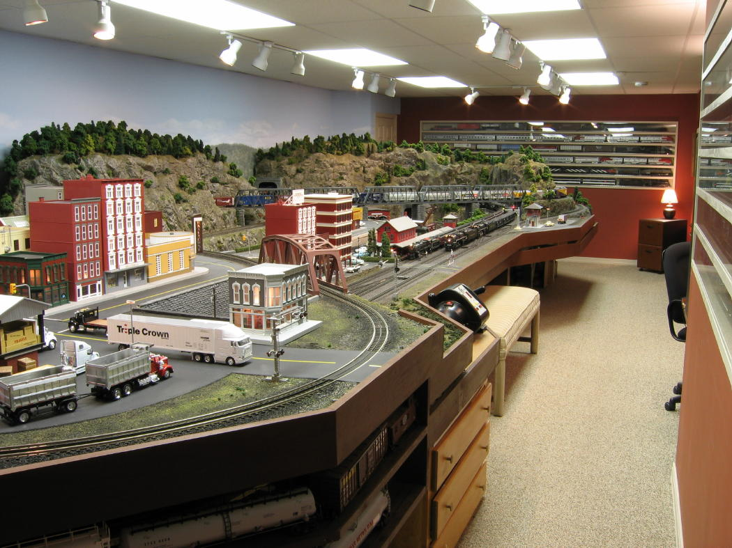 Easy To Model Trains Christmas Mualsambel